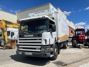 SCANIA 94D 260 kravas automašīna refrižerators