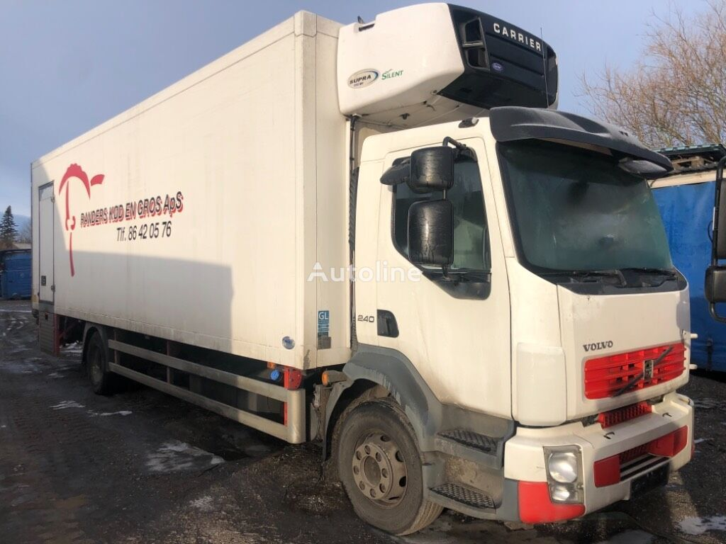 VOLVO FLE 240 HP - EURO 5 / FOR PARTS kravas automašīna refrižerators pēc rezerves daļām