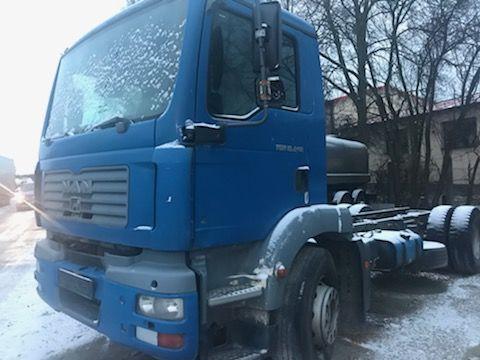 MAN TGM 18.240 kravas automašīna šasija