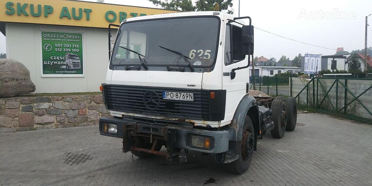 MERCEDES-BENZ 2224 L SK kravas automašīna šasija