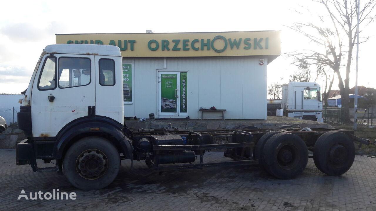 MERCEDES-BENZ 2524 L SK kravas automašīna šasija