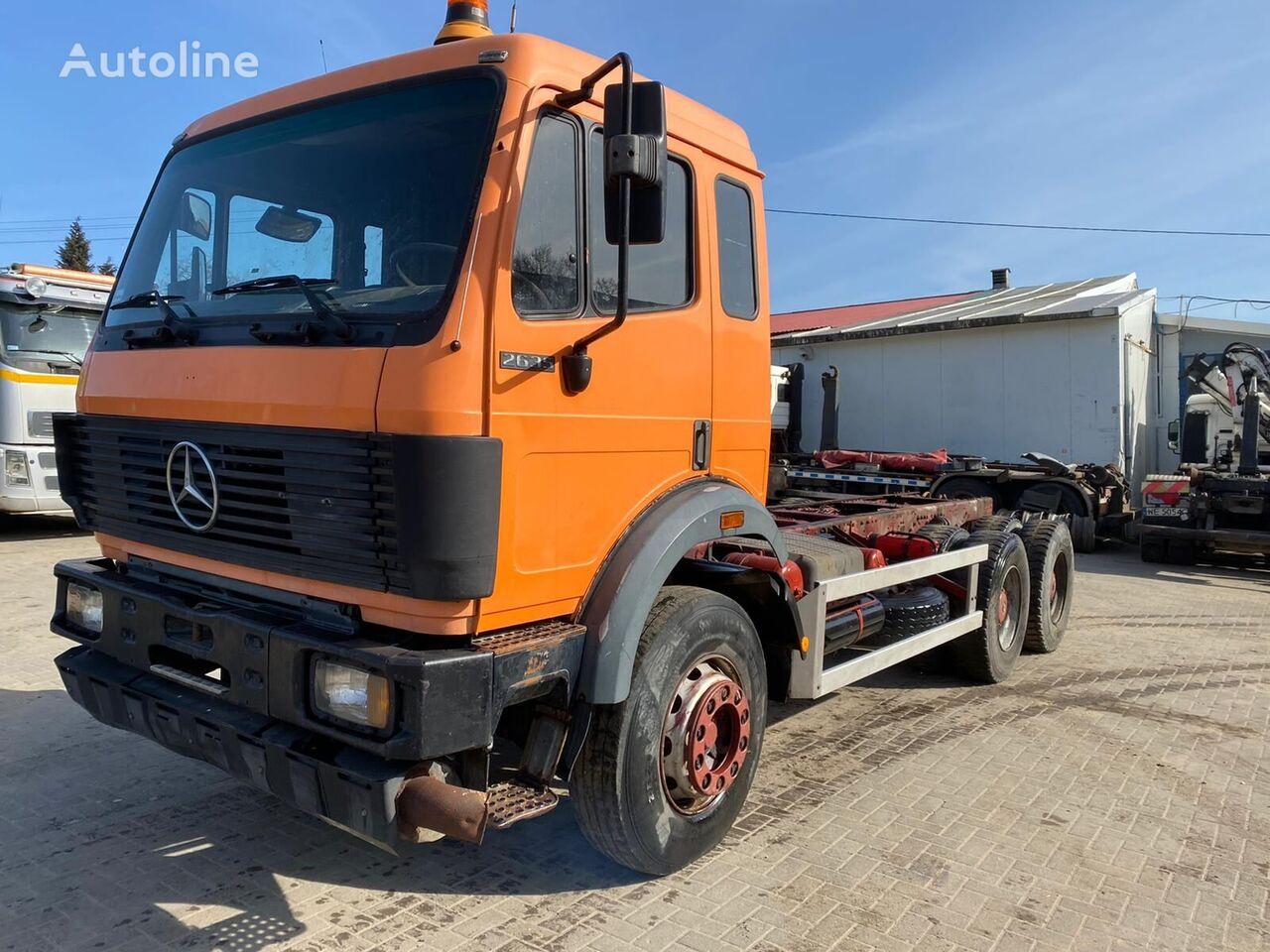 MERCEDES-BENZ 2635 SK 13t axle kravas automašīna šasija