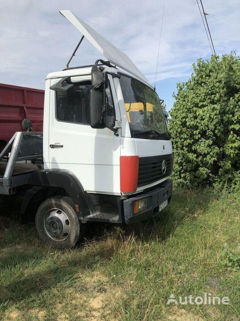 MERCEDES-BENZ 814 kravas automašīna šasija