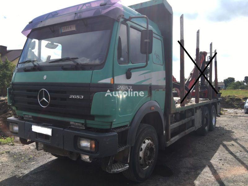 MERCEDES-BENZ SK 2653 2644 2638   kravas automašīna šasija