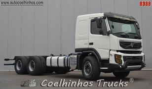VOLVO FMX 500 kravas automašīna šasija