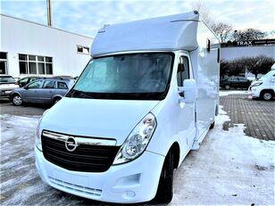 jauna OPEL Movano kravas automašīna zirgu pārvadāšanai