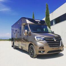 jauna RENAULT Horse trucks Ameline kravas automašīna zirgu pārvadāšanai