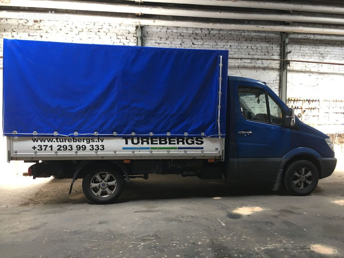 MERCEDES-BENZ Sprinter 315 kravas kaste ar tentu