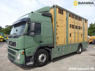 VOLVO FM420/Menke-Janzen Viehtransporter 3Stock lopu vedējs