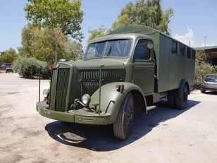 FIAT LANCIA ESATAU militāra kravas mašīna