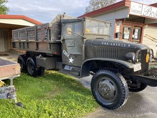 GMC 1942   CCKW 353 with winch militāra kravas mašīna