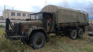 MAGIRUS-DEUTZ JUPITER   militāra kravas mašīna pēc rezerves daļām