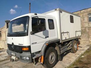 MERCEDES-BENZ Atego 1018 militāra kravas mašīna