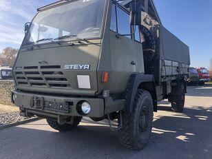 STEYR 1291.320 P43/M 4x4 Pritsche mit Plane militāra kravas mašīna