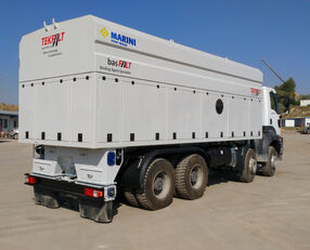 jauns TEKFALT basFALT Binding Agent Spreader militāra kravas mašīna