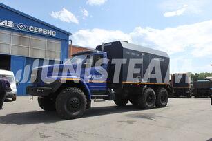 jauns UNISTEAM ППУА 1600/100 серии UNISTEAM-M1 УРАЛ NEXT 4320 militāra kravas mašīna
