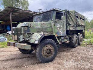 VOLVO TGB 934 6X6 militāra kravas mašīna
