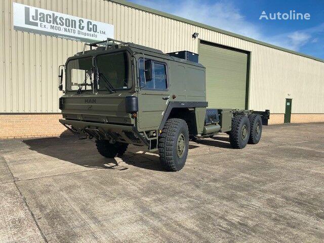MAN CAT A1 6x6 Chassis Cab  militāra kravas mašīna