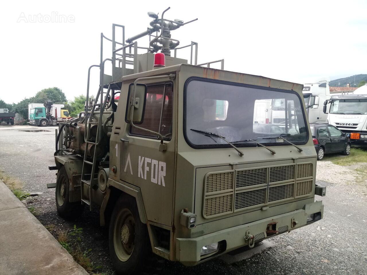 saab 2550 d militāra kravas mašīna