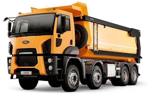 jauns FORD Trucks 4142D pašizgāzējs