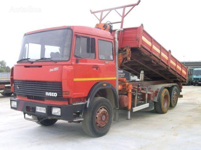 IVECO 190.35 pašizgāzējs