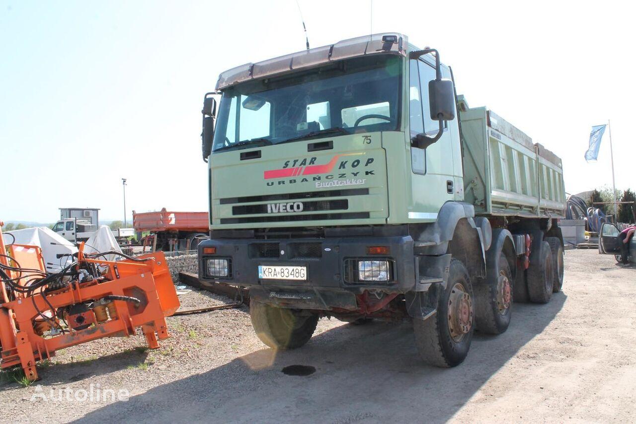IVECO Eurotrakker 410 EM 80 pašizgāzējs