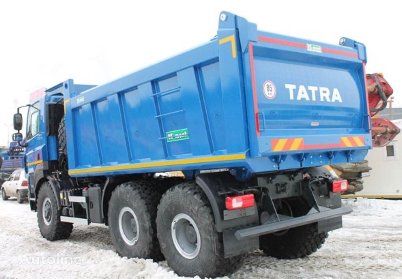 TATRA T158 pašizgāzējs