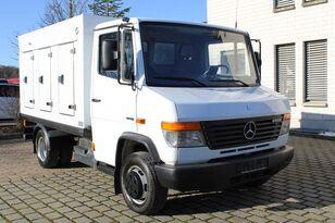 MERCEDES-BENZ Vario613D ICE-33°C 182tkm Radstand3150 Euro 5 saldējuma furgons