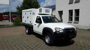 MAZDA B 50 4WD ColdCar Eis/Ice -33°C 2+2 Tuev 06.2023 4x4 Eiskühlaufba saldējuma furgons