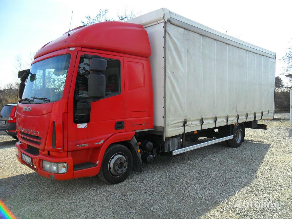 IVECO ML 75E18 šasija kravas automašīna