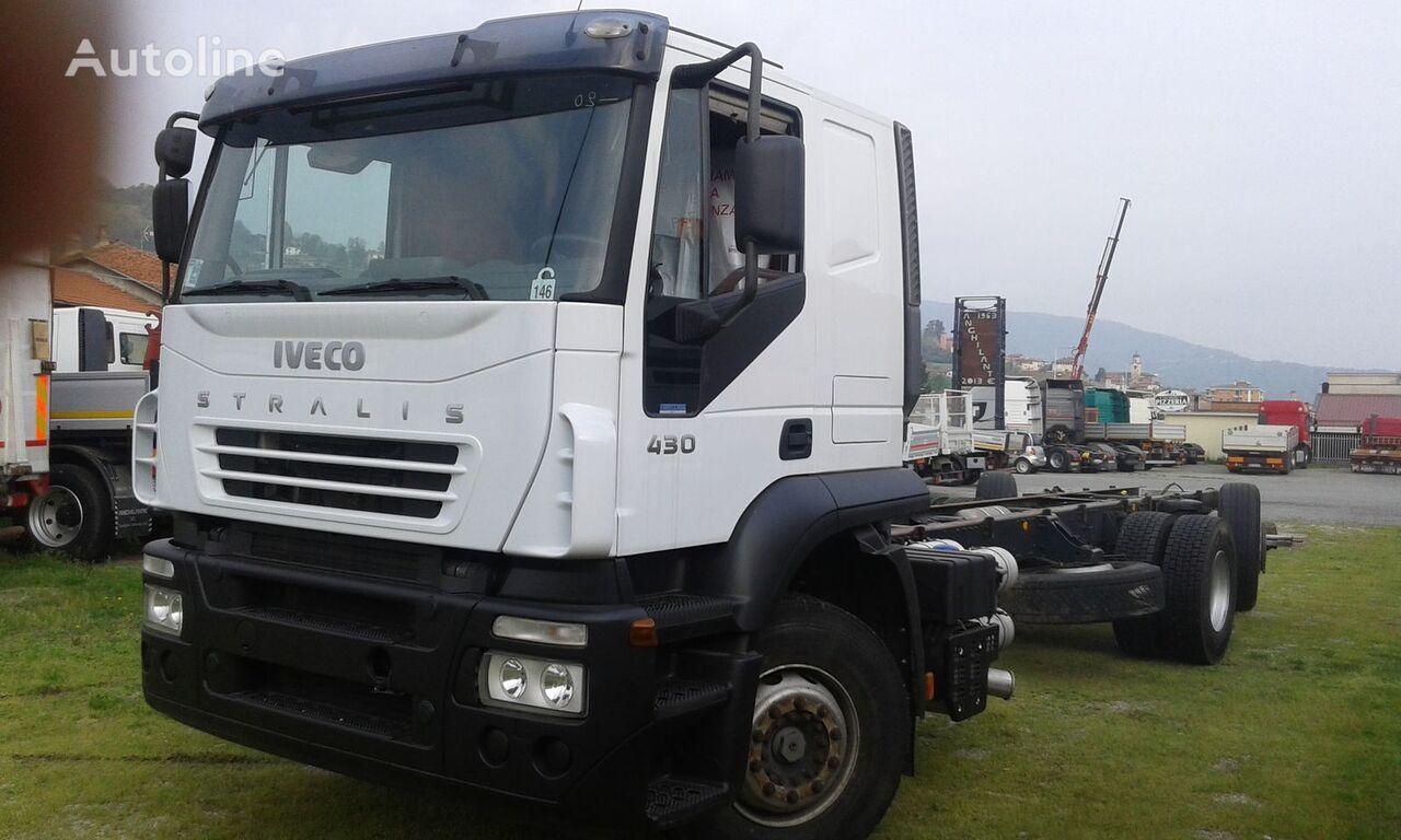 IVECO STRALIS AT260S43Y/PS šasija kravas automašīna