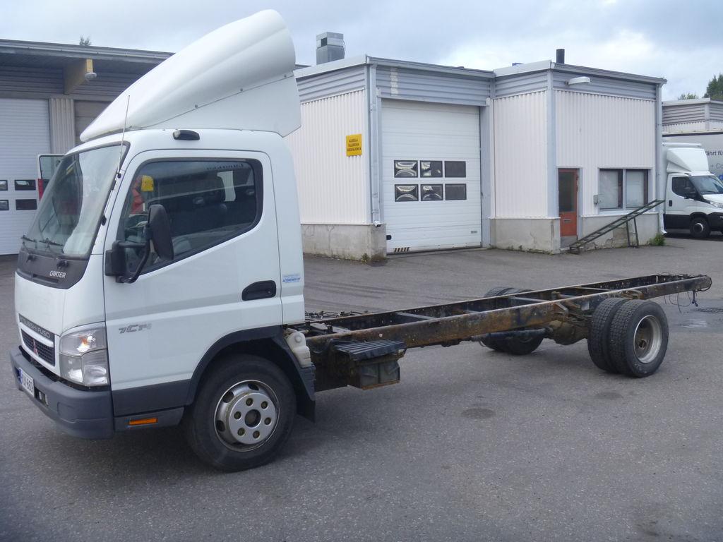 MITSUBISHI FUSO 7 CANTER C14 šasija kravas automašīna