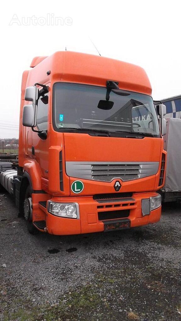 RENAULT 460 DXI EEV šasija kravas automašīna