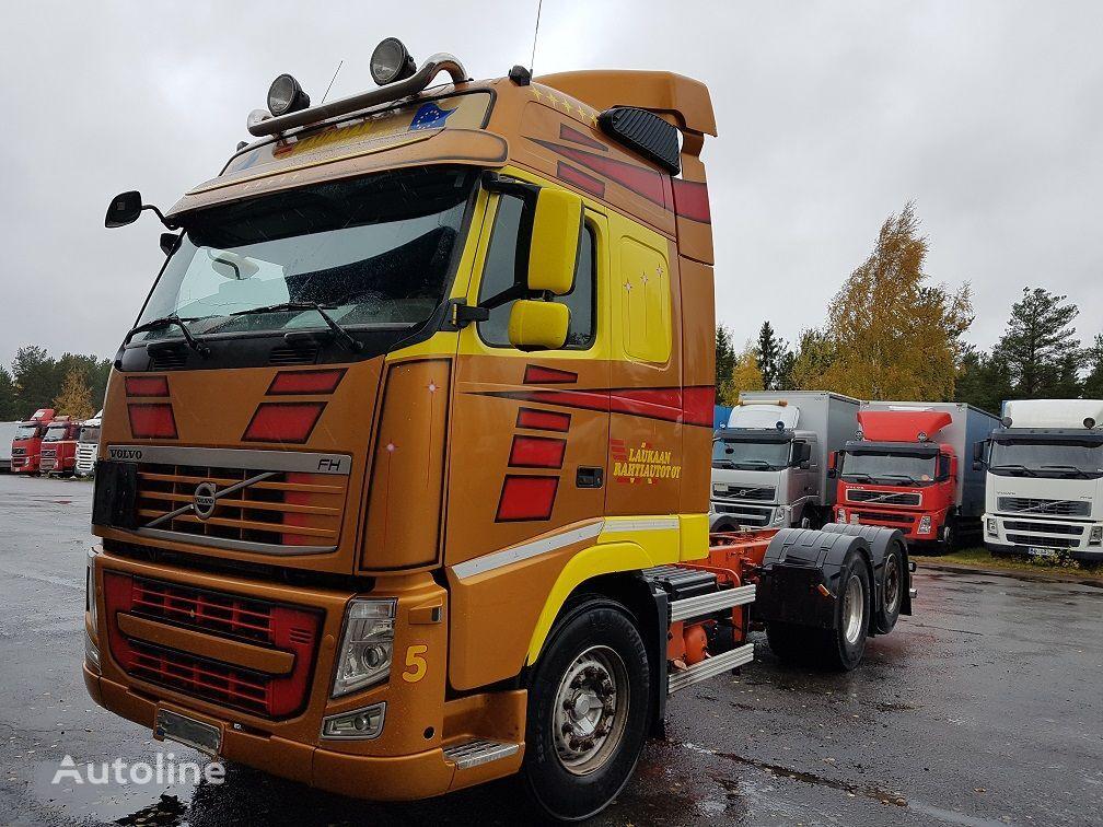 VOLVO FH460  šasija kravas automašīna