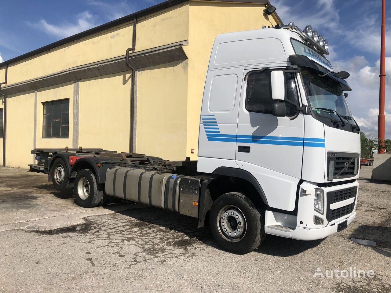 VOLVO Fh13 460 ADR šasija kravas automašīna