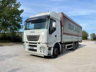 IVECO STRALIS 260E40 ZF sponda idraulica tirdzniecības kravas automašīna