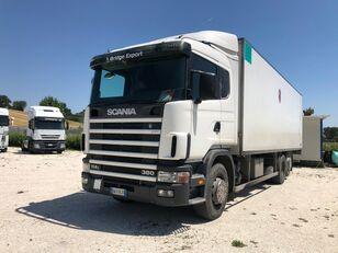 SCANIA R114 380 motrice 3 assi tirdzniecības kravas automašīna