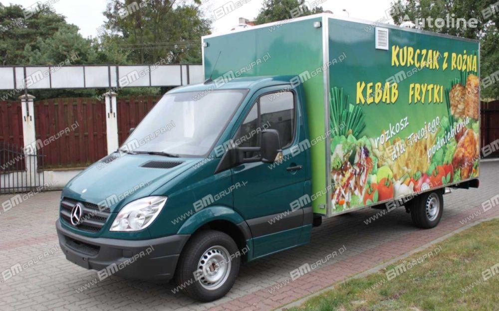 jauns BMgrupa Food Truck, Imbissmobile, zabudowa na pojeździe, przeróbki pojaz tirdzniecības kravas automašīna