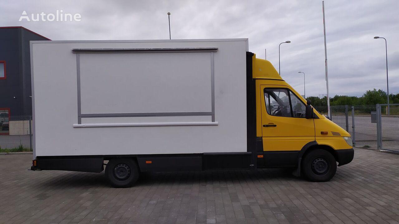 MERCEDES-BENZ 308D tirdzniecības kravas automašīna