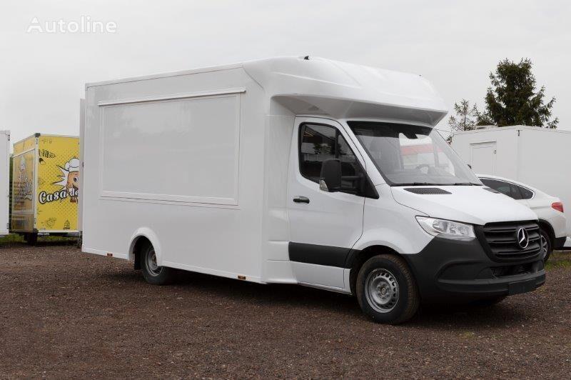 MERCEDES-BENZ 314 tirdzniecības kravas automašīna