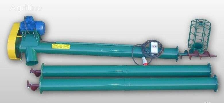 jauns AGROPART Sraigtinis grūdų transporteris, feed mixer / dispenser graudu aerators