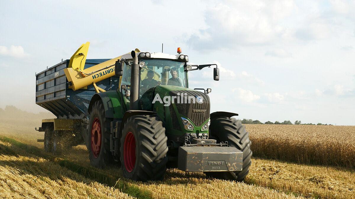 jauns EGRITECH BNP-16 graudu pārkraušanas piekabe