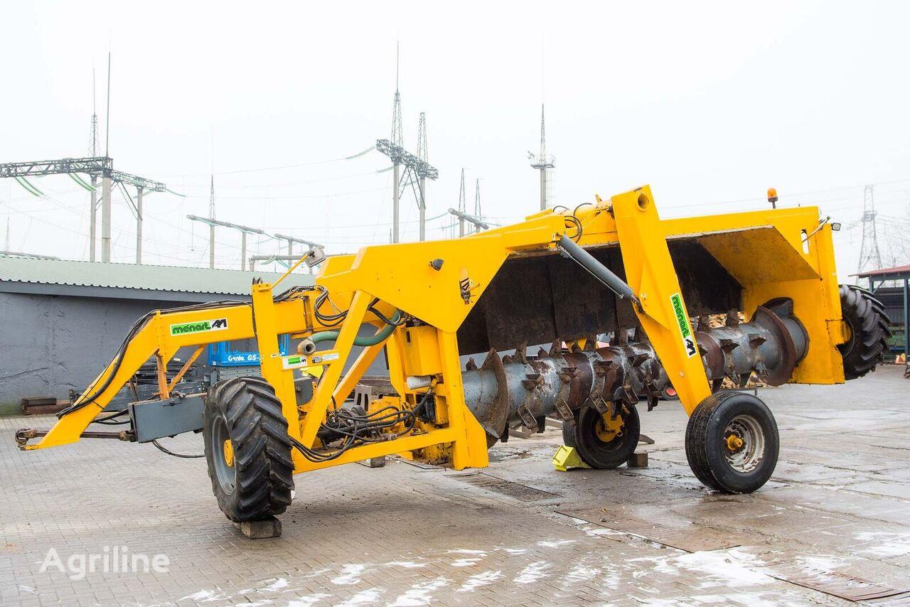 MENART SP5300  komposta mašīna