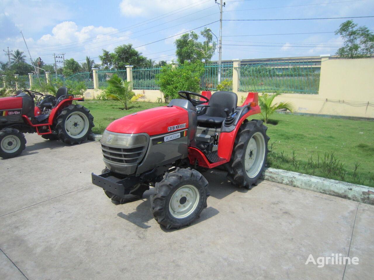 YANMAR GR189DT mini traktors