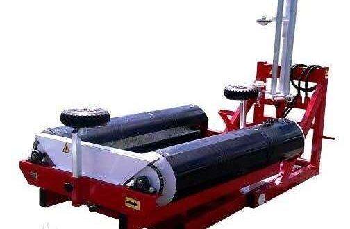 jauns MARKO-POLO Rulonų vyniotuvas, feed mixer / dispenser ruļļu ietinējs