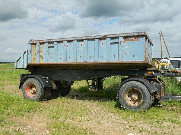 Cita tehnika Harryda Tak 2001 traktora piekabe lauksaimniecības tehnika