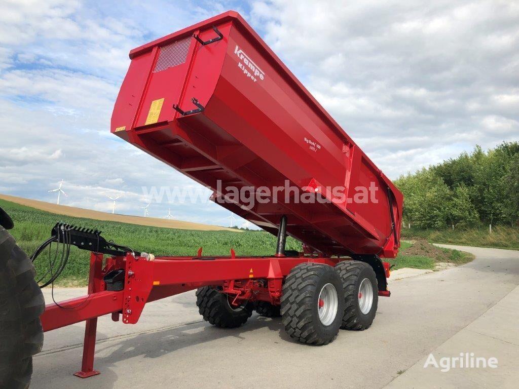 KRAMPE BIG BODY 650 CARRIER traktora piekabe lauksaimniecības tehnika