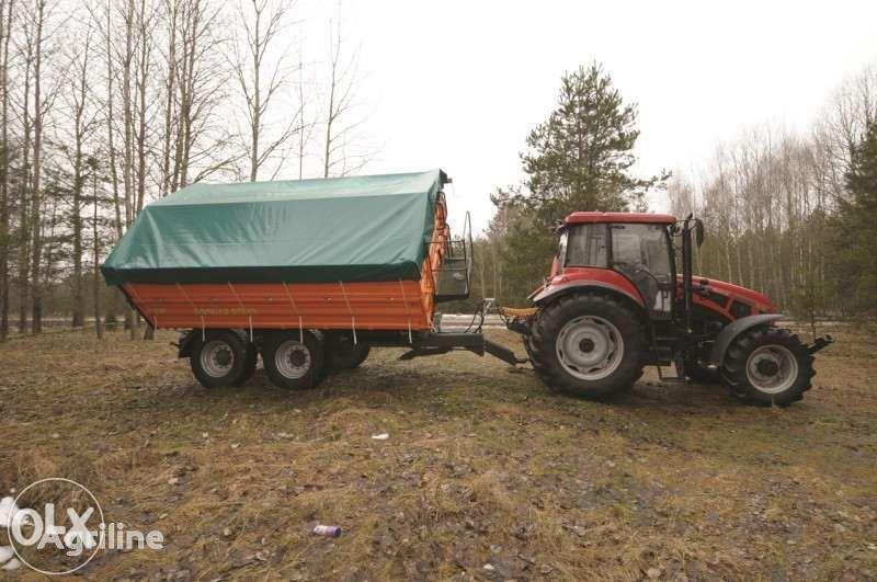 PRONAR  PT510  traktora piekabe lauksaimniecības tehnika