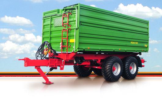 jauns PRONAR T683H 15,1 t / 20,3 m ³  traktora piekabe lauksaimniecības tehnika