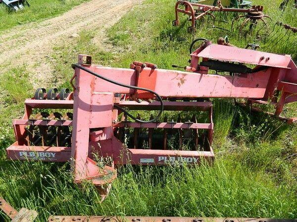 Cita tehnika Plojboy 2000 veltnis lauksaimniecības tehnika